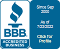 Precision Plumbing Services, Inc. is a BBB Accredited Plumber in Lombard, IL