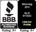 Copher Movers is a BBB Accredited Business in Bridgeview, IL