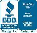 Grand Dental Associates PC is a BBB Accredited Dentist in Aurora, IL