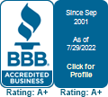 John Baethke & Son Plumbing, Inc. is a BBB Accredited Plumber in Chicago, IL